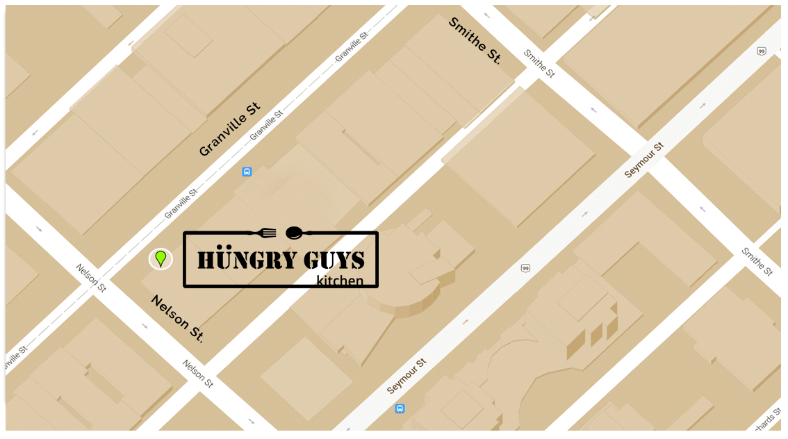 Hungry Guys Kitchen Granville St